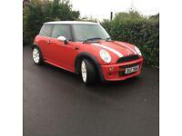 Mini One 1,6 petrol 2005