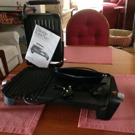 George Foreman 6-8 portion grill