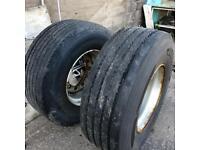 Hankook Super Single Lorry Tyres