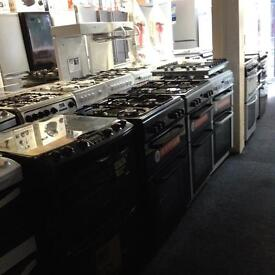 Cookers gas and electric sale from £96