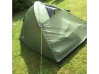 Globe trek Igloo 2 man tent - green