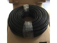 Cat 6 cable outdoor grade. 100 metres. Unused and still boxed.