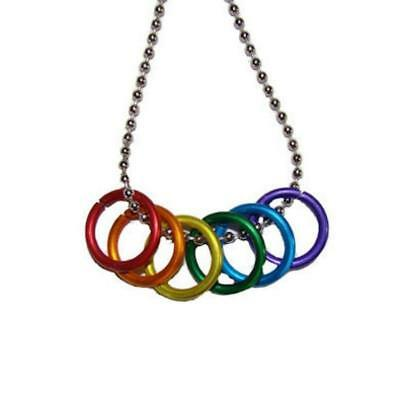 FREEDOM RINGS NECKLACE 20