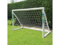 VGC 6' by 4' Samba football goal post with net