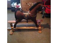 Mamas & Papas medium sized rocking horse