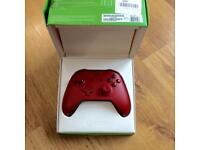Xbox Wireless Controller S - Red Red Finish