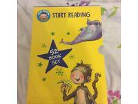 Start Reading book set