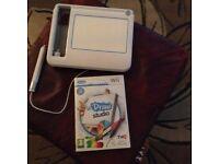 Wii u draw studio