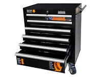 Brand NEW Halfords Industrial 6dr Tool Cabinet / FREE Local Delivery / Tool Chest Tool Box Toolbox