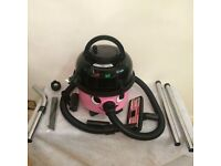 Henry vacuum new accessories with guarantee
