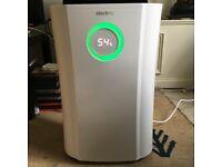 ElectriQ 12 litre Low Energy Premium Dehumidifier