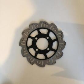 Pitbike brake disk
