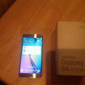 Samsung s6 edge gold unlocked