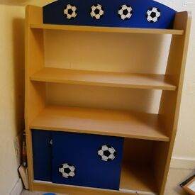 Bedside Cabinet And Cupboard