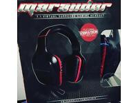 7.1 Virtual Surround Sound Vibration Gaming Headset PS4 XB1 PC