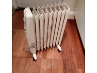 2kW Dimplex oil-free radiator heater in very good condition