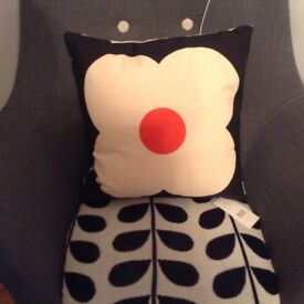 Orla kiely cushion new with tags