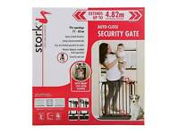 Stork Safety Gate brand new boxed