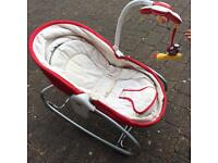 Baby day bed/chair
