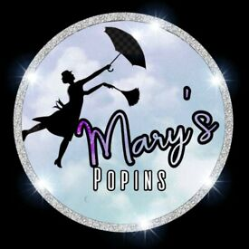Mary's pop ins Domestic cleaning service