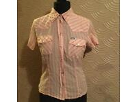 Women's checked shirt 👚 size M