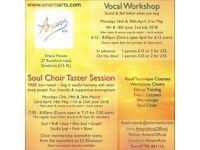 FREE Soul Choir Taster Session