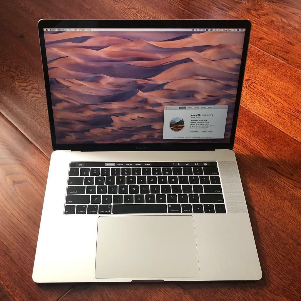 "i9 32GB 1TB MacBook Pro 2018 15"" (Dented) | in Elephant ..."