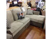 Like new sofa/sofa bed/storage.