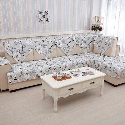 MagiDeal Twill Sofa Slip Cover Towel Chair Cushion Seat Pad Couch Mat -