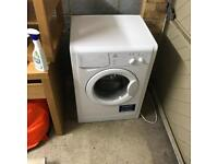 Free Indisit 5.5kg Washing Machine - A rated efficiency