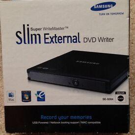Samsung External DVD Writer ,Black