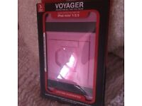 Brand new Pelican Voyager iPad Mini 1/2/3 case. Pink and Grey. Cost £45