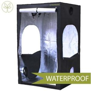 MUST SELL - Waterproof Grow Tent, 2x3 2x4 3x3 4x4 - LED Hydro Soil