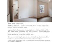 Studio or Office Space in Castle Street Studios to Rent