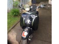 Lexmoto tommy 125cc