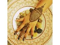 Mobile henna/candle artist