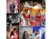 Asian, Indian Wedding Photography from £400