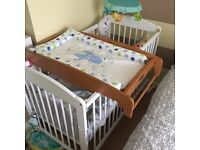 Baby changing table/board, from 'Mammas & Pappas',