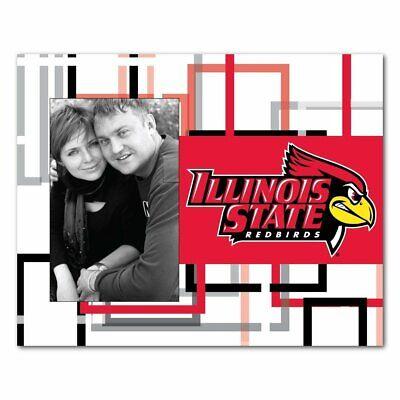 State University Square (Illinois State University Square Pattern Picture Frame)