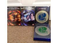 Star Trek 'Enterprise' Complete Series DVDs