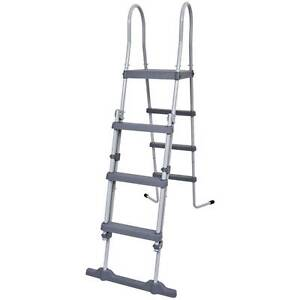 Pool Safety Ladder Non-slip Steps 122 cm(SKU90780)Jilong Mount Kuring-gai Hornsby Area Preview