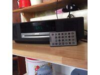 Bose Wave music system - CD / MP3 clock radioBOSE Wave Music System AWRCC5