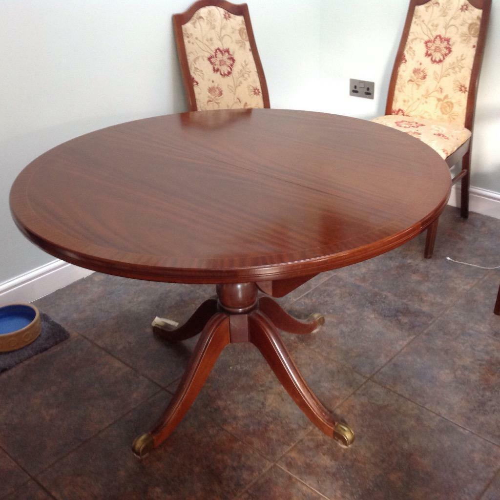 Extending Dining Table 6 Chairs In Fleet Hampshire Gumtree