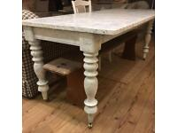 Shabby Chic Dining Table NEED GONE ASAP