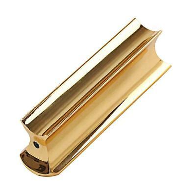 Sliding Silver Steel Chrome Rod Bar for Mohan Veena and Hawaiian Guitar 4 Inch