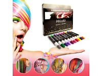 Instant Washable Hair Colour Dye for Kids and Adults, Parties, Festivals and Halloween Birthday Gift