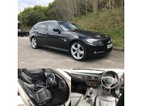 2011 BMW 320D EXCLUSIVE TOURING EDITION HIGH SPEC
