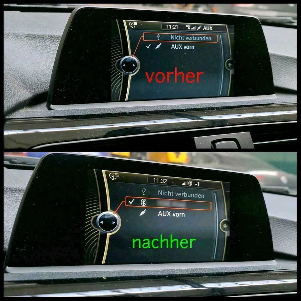 BMW codieren - Bluetooth Audio freischalten F10 F20 F30 F36 F32 in Nordrhein-Westfalen - Siegen