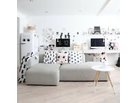 Corner sofa settee modern design