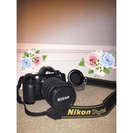 Nikon D100 Body & Lens (battery not inc)